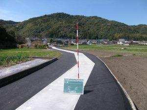平成26年 内村水路 整備工事