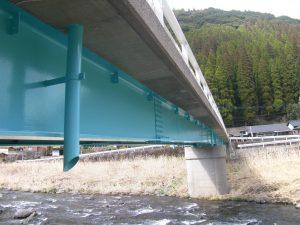 平成27年 別府橋 補修工事